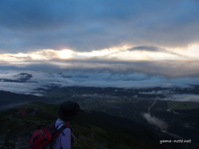 Mt.Karamatsu201508231
