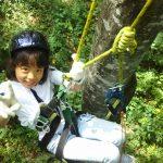 高さを楽しむ、木登りんぐ!