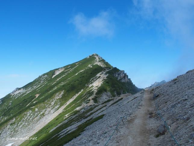 Mt.Karamatsu201508235