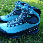 新しい登山靴♪