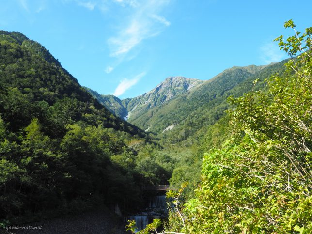 南アルプス北岳
