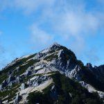 登山日和の燕岳!①