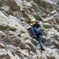 白馬,クライミング,天然岩,ロッククライミング,岩登り,ファミリー