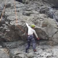 天然岩,クライミング,白馬,BBQ,ロッククライミング,岩登り